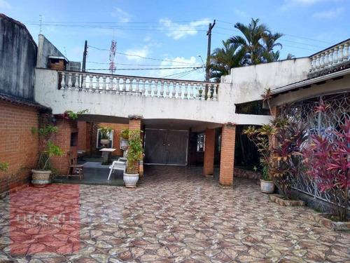 Imagem 1 de 25 de Casa Com 2 Dormitórios À Venda, 100 M² Por R$ 350.000,00 - Jardim Cibratel - Itanhaém/sp - Ca1746