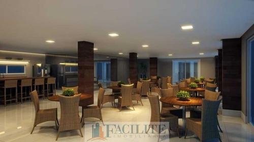 Imagem 1 de 9 de Apartamento De Luxo Na Beira Mar - 21694-9757