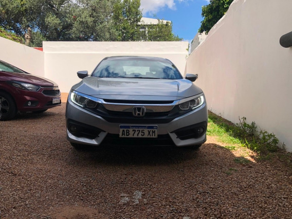 Honda Civic Ex-l 2.0, Sedan 4 Puertas, 1° Mano, En Garantia