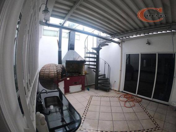 Sobrado Com 3 Dormitórios Para Alugar, 220 M² Por R$ 4.000/mês - Planalto Paulista - São Paulo/sp - So0468