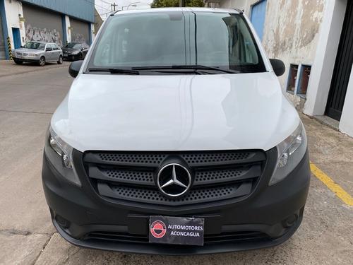 Mercedes Benz Vito Cdi Mixto `16