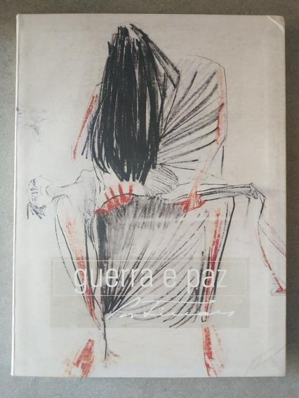 Livro Guerra E Paz Portinari Pinturas E Desenhos Usadofret20