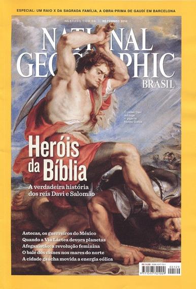 02 Revistas National Geografic Brasil