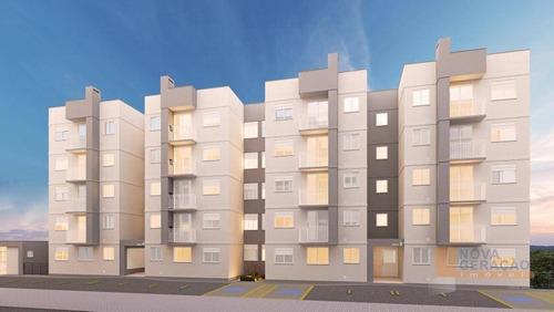 Apartamento Com 2 Dormitórios À Venda, 47 M² Por R$ 128.000,00 - Bela Vista - Caxias Do Sul/rs - Ap0832