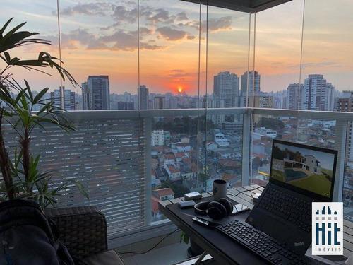 Imagem 1 de 30 de Apartamento À Venda, 65 M² Por R$ 798.000,00 - Ipiranga - São Paulo/sp - Ap4302