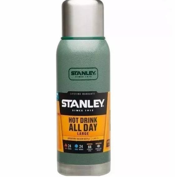 Termo Stanley Adventure 1 Litro C/ Tapon Cebador
