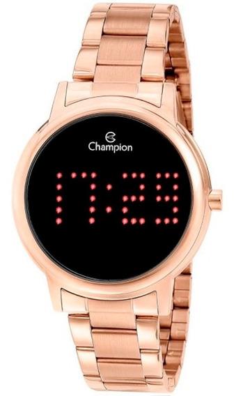 Relógio Champion Feminino Ch40044p Garantia Nfe