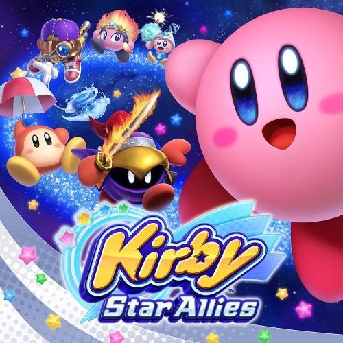 Kirby Star Allies Jogo Digital Nintendo Switch Eshop Alug.