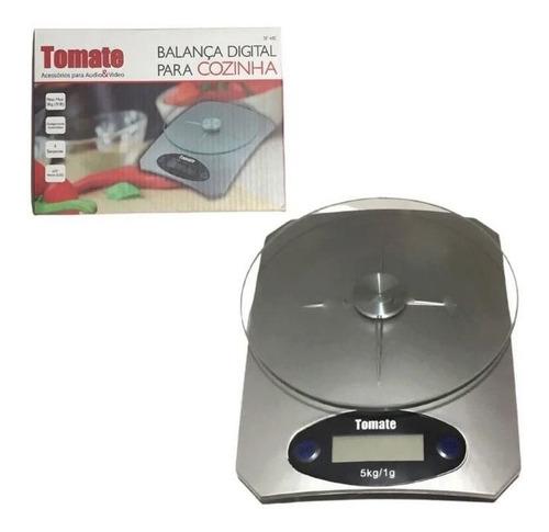 Balança Digital Para Cozinha Tomate 5k Sf410