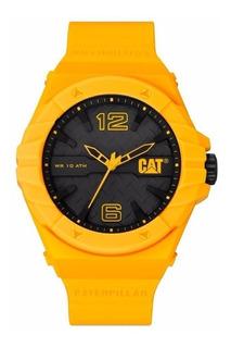 Reloj Cat Spirit Lc.171.27.131 Maquina 3hd Citizen 2039