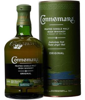 Whisky Single Malt Peated Connemara 40%abv Origen Irlanda.