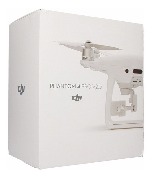 Drone Dji Phantom 4 Pro V2.0 Com Anatel