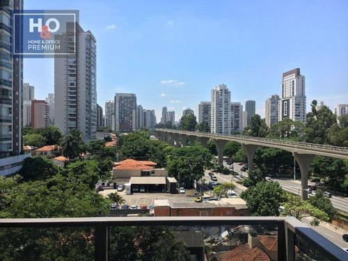 Imagem 1 de 16 de Conjunto Para Alugar, 271 M² - Brooklin Novo - São Paulo/sp - Cj0240