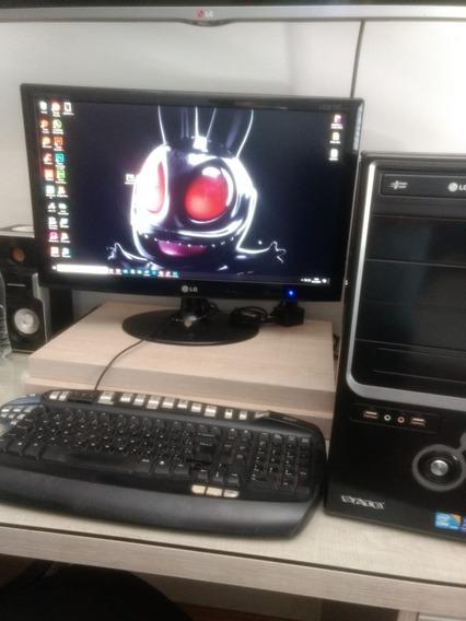 Computador I5 + Monitor/tv Lg 23 Polegadas + Teclado E Mouse