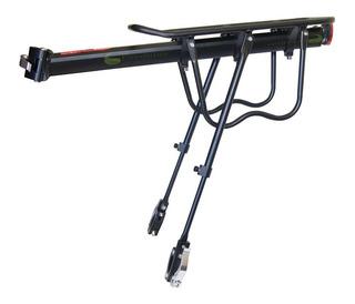Porta Paquetes Bici Mtb Freno A Disco Ideal Alforjas 50 Kgs