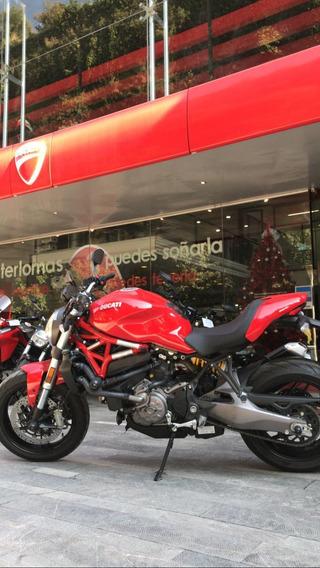 Ducati Monster 821 Seminueva