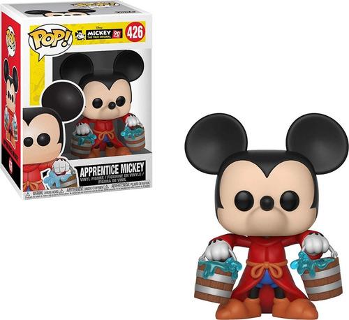 Muñeco Funko Pop 426 Mickey Mouse Mago 32184 (5546)