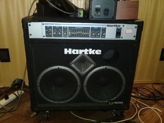 Amplificador De Baixo Hartke Vx2510