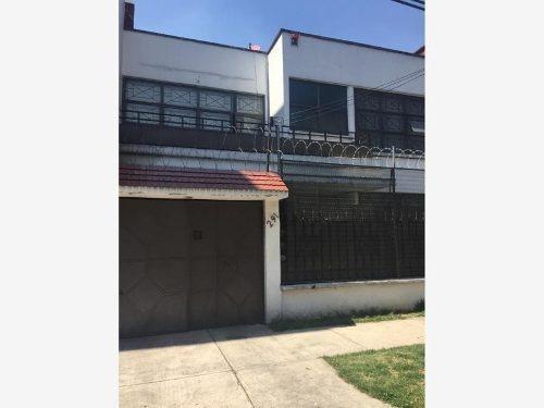 Casa Sola En Renta Narvarte Oriente