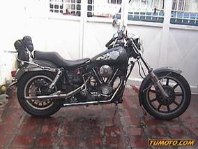 Harley Davidson Lowrider 501 Cc O Más