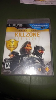 Killzone Trilogy Playstaton 3 Original Juego Fisico