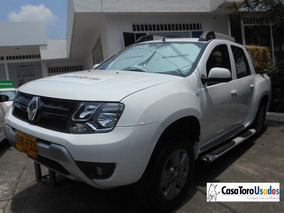 Renault Duster Oroch Mt 2000cc 2017