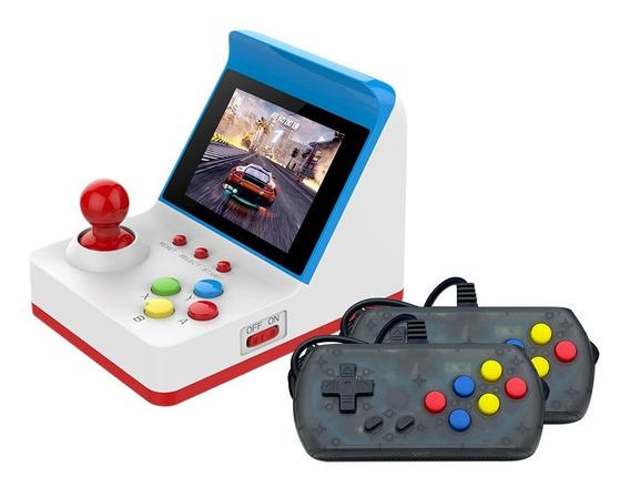 Retro Miniatura Arcada Jogo Console Portátil Handheld Jogo