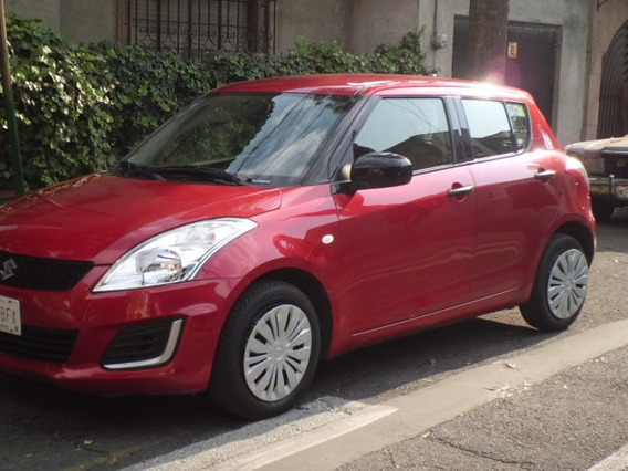 Suzuki Swift 1.4 Ga L4 Man Mt 2015