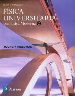 Fisica Universitaria Con Fisica Moderna Vol.ii (14a.edición)