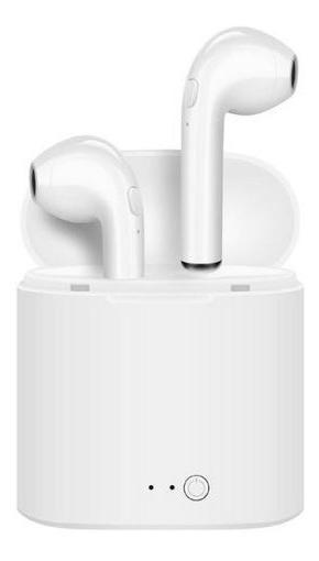 Fone De Ouvido Bluetooth I7s Tws Sem Fio Ios E Android