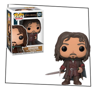 Funko Pop! - The Lord Of The Rings - Aragorn #531