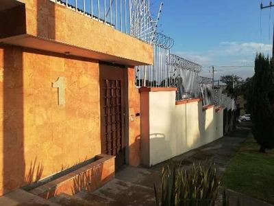 Renta De Residencia Con Alberca Y Elevador En Satélite