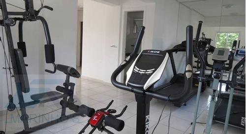 Imagem 1 de 15 de Apartamento Para Venda Em Mauá, Vila Noêmia, 3 Dormitórios, 1 Suíte, 2 Banheiros, 1 Vaga - 326_1-1702223