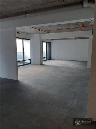 Imagem 1 de 15 de Sala Para Alugar, 131 M² Por R$ 6.500,00/mês - Cerâmica - São Caetano Do Sul/sp - Sa0319