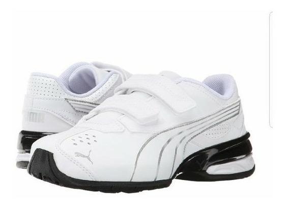 Zapato Puma Original Para Niño Último Modelo Talla 6
