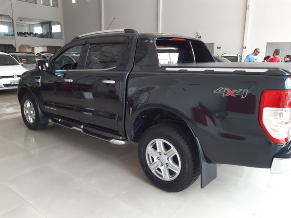 Ford Ranger 2014 3.2 Limited Cab. Dupla 4x4 Aut. 4p