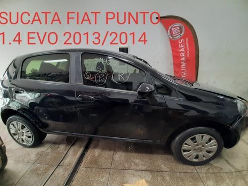 Sucata Fiat Punto Attractiv 1.4 Evo 2013/2014