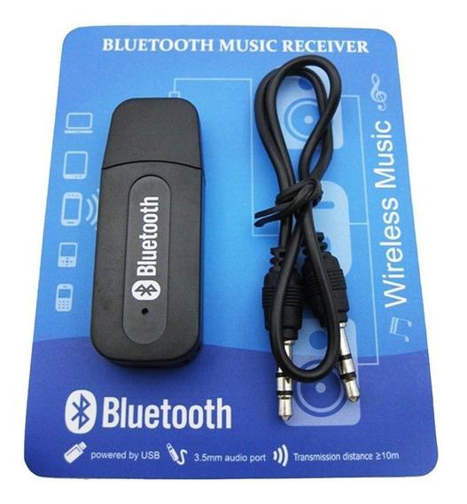 Adaptador Bluetooth Áudio Stereo 2.1 Usb P2