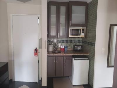 06400 - Flat 1 Dorm, Moema - São Paulo/sp - 6400