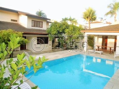 Casa Em Condominio - Alphaville Industrial - Ref: 62445 - L-62445