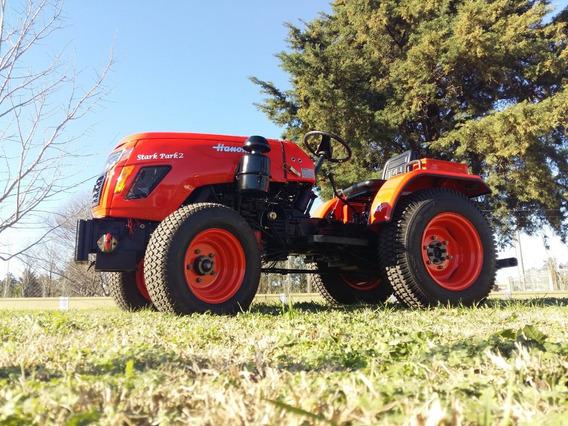 Tractor Hanomag Stark Park2 Parquero