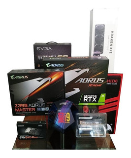 Pc Gamer I9 9900k 5.0ghz Aorus Master Aorus Rtx 2080 Extreme