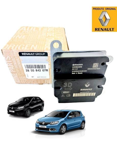 Modulo Airbag Sandero 2014 2015 2016 2017 2018 285584207r