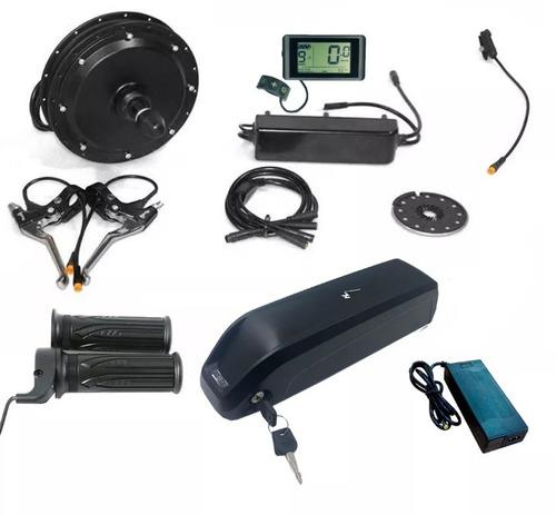 E-bike Kit Electrico 350w 40km/h Motor Bateria Litio *******
