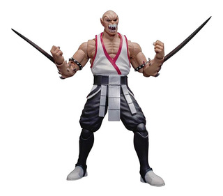 Mortal Kombat Baraka Storm Collectibles Robot Negro