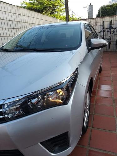 Toyota Corolla Corolla Gli 1.8 Flex 16v Aut