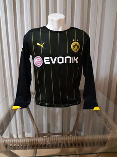 Camisa Borussia Dortmund, Original, Reus #11, Manga Longa