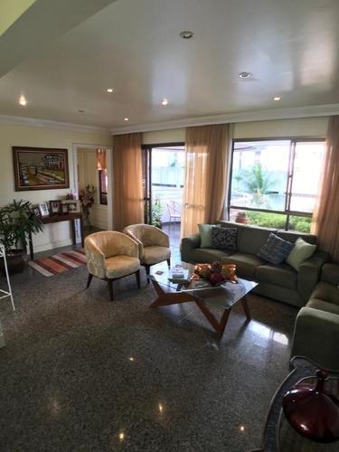 Apartamento À Venda, 3 Quartos, 2 Suítes, 2 Vagas, Cidade Jardim - Salvador/ba - 1191