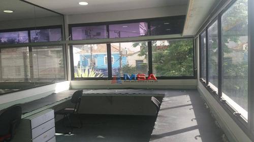 Conjunto Para Alugar, 79 M² Por R$ 4.400,00/mês - Perdizes - São Paulo/sp - Cj2534