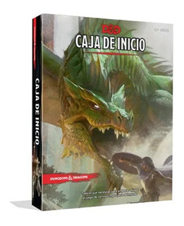 Dungeons & Dragons Caja De Inicio - D&d Español Invictvs